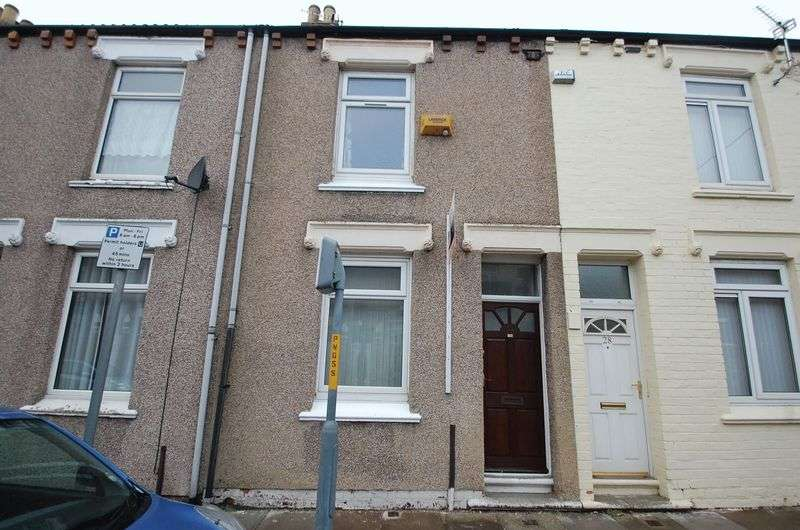 2 Bedrooms Property for sale in Errol Street, Middlesbrough