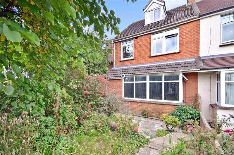 3 Bedrooms Semi Detached House for sale in Stockbridge Road, , Chichester, West Sussex