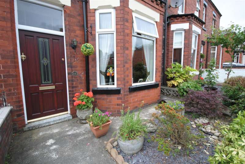 3 Bedrooms Terraced House for sale in Hodges Street, Springifield, Wigan
