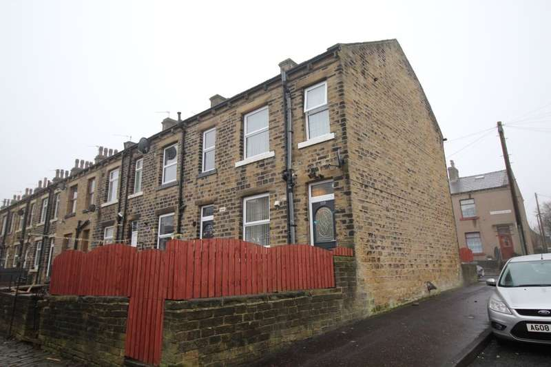 3 Bedrooms Terraced House for sale in Blackwood Grove, Halifax, HX1