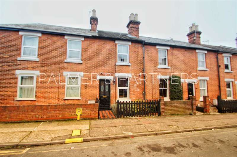2 Bedrooms Terraced House for sale in Mill Street, Colchester