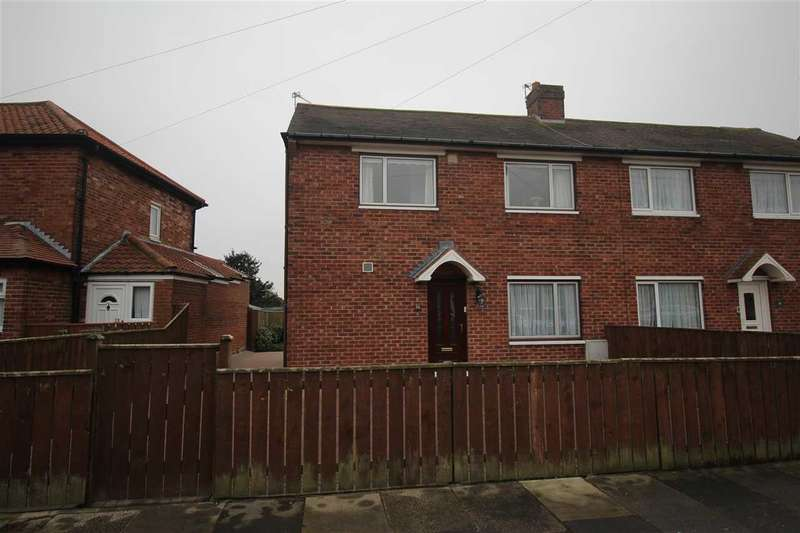 2 Bedrooms Semi Detached House for sale in Fern Drive, Dudley, Cramlington