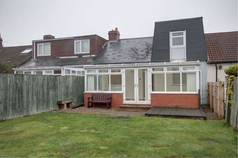 3 Bedrooms Bungalow for sale in First Street Pont Bungalows, Leadgate, Consett, DH8