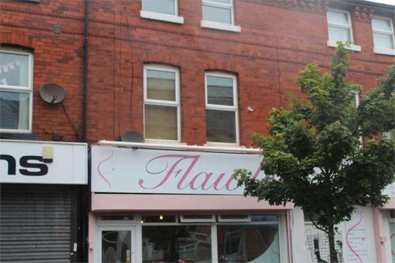 2 Bedrooms Flat for rent in Flat 2, 67-69 St Johns Road, Waterloo, LIVERPOOL, Merseyside