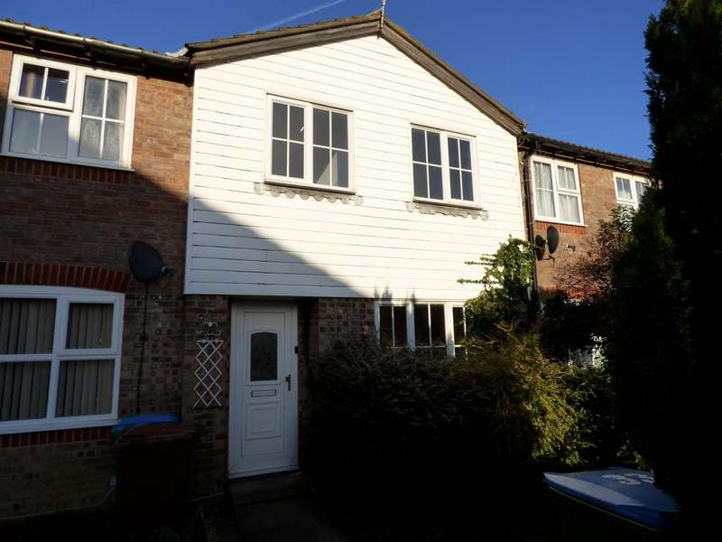3 Bedrooms Terraced House for rent in Wolstenbury Road, Rustington