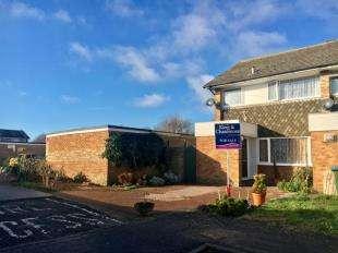 3 Bedrooms End Of Terrace House for sale in Burchett Walk, Bognor Regis, West Sussex