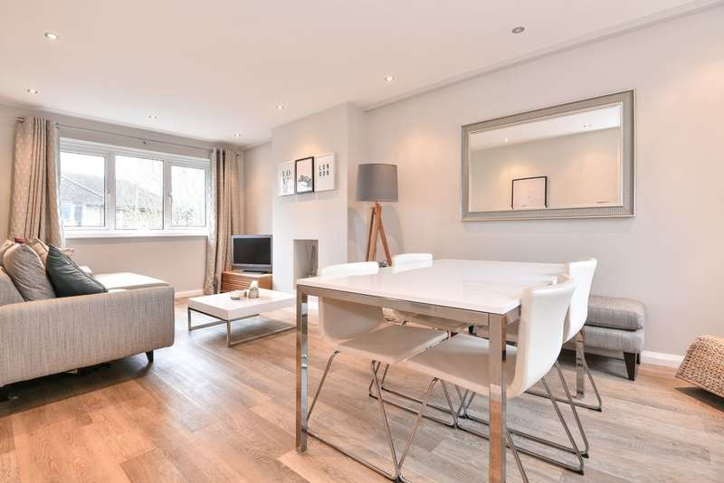 2 Bedrooms Maisonette Flat for sale in Garlies Road, Forest Hill, SE23