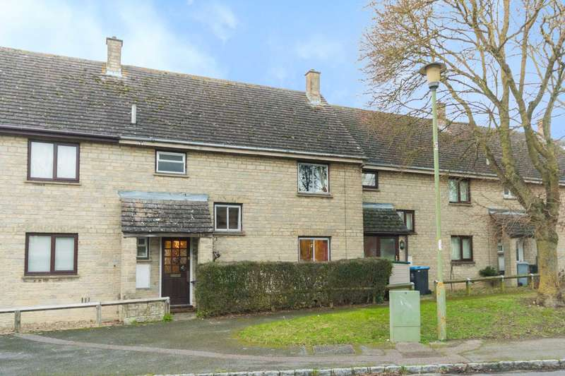 4 Bedrooms Terraced House for sale in Wadards Meadow, Witney