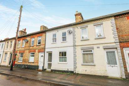 2 Bedrooms Terraced House for sale in Lawrence Road, Biggleswade, Bedfordshire, .