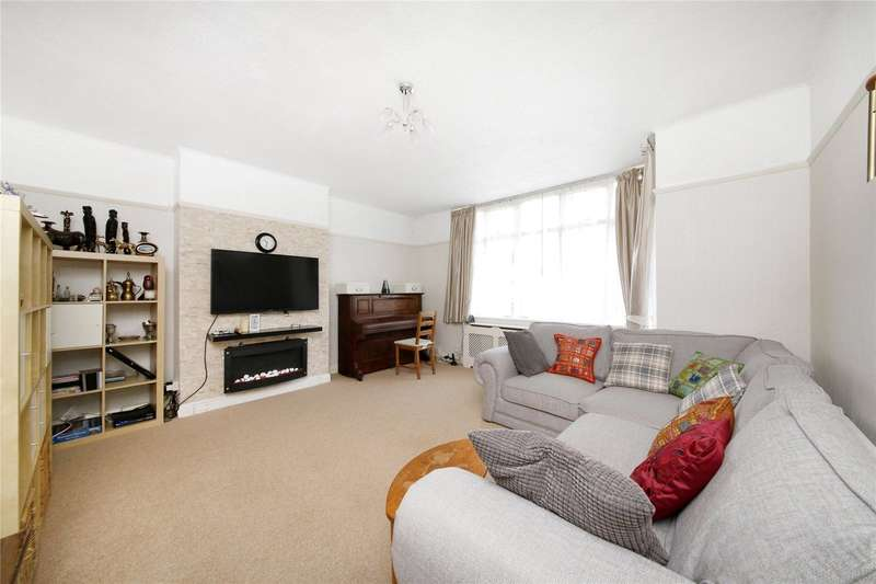 4 Bedrooms Semi Detached House for sale in Wharncliffe Road, London
