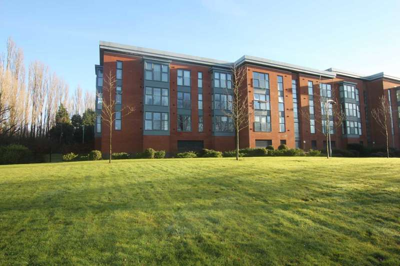 2 Bedrooms Apartment Flat for sale in 107 Rothesay Gardens, Wolverhampton, West Midlands, WV4 6DD