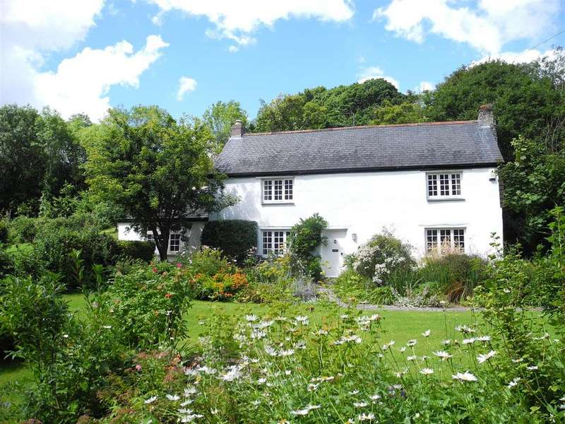 4 Bedrooms Cottage House for sale in Newmill, Truro
