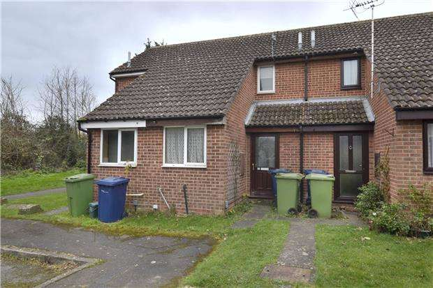 1 Bedroom Terraced House for sale in Prince Albert Court, Hucclecote, GLOUCESTER, GL3 4BE