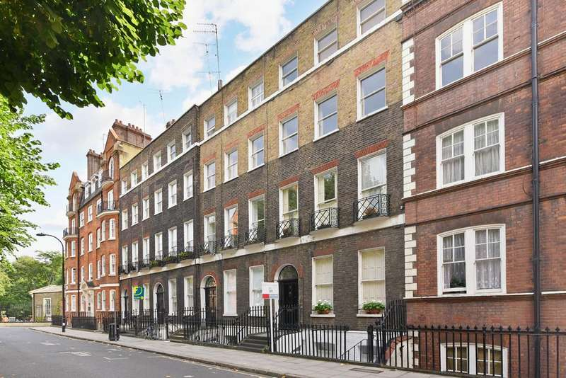 2 Bedrooms Flat for sale in Handel Street, Bloomsbury, London