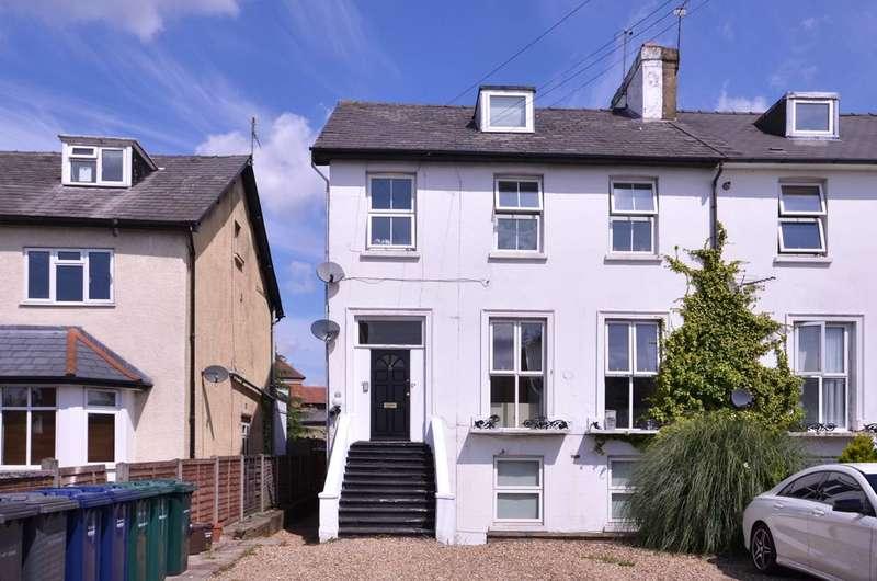 2 Bedrooms Flat for sale in St Wilfrids Road, East Barnet, EN4
