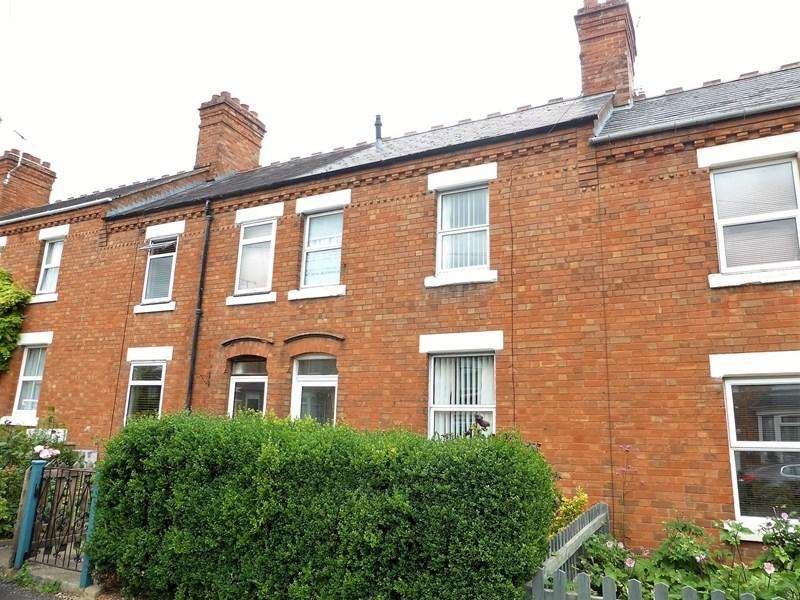 2 Bedrooms Terraced House for sale in Windsor Road, Evesham