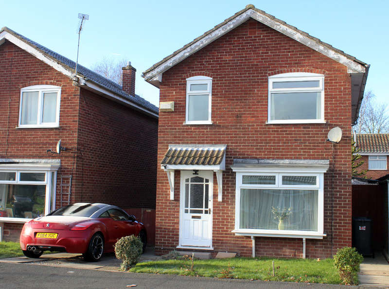 3 Bedrooms Detached House for sale in Plantation Drive, Barlby