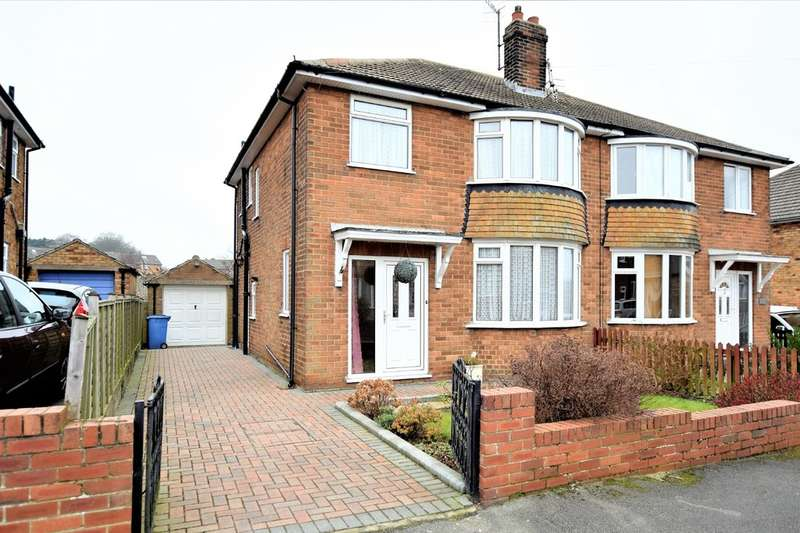 3 Bedrooms Semi Detached House for sale in The Parkway, Newby