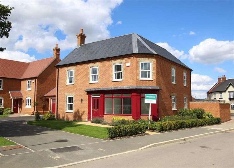 4 Bedrooms Detached House for sale in The Soap Shop, 3, Bronnley Way, Brackley