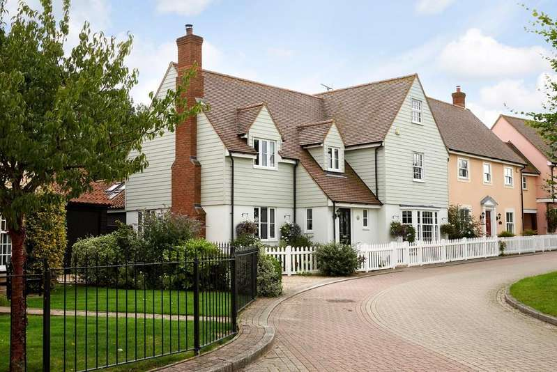 5 Bedrooms Detached House for sale in Messing