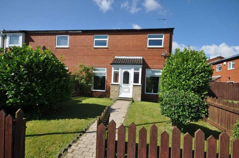 3 Bedrooms End Of Terrace House for sale in Rodney Close, Ryhope, Sunderland
