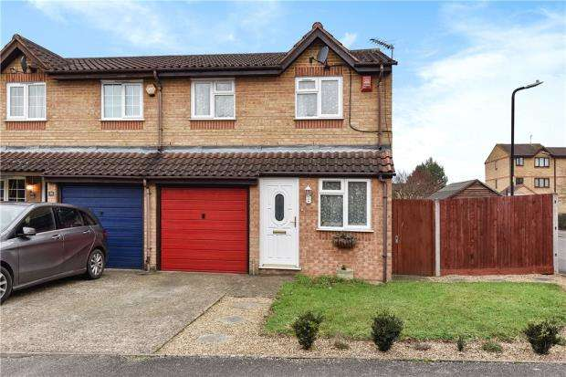 3 Bedrooms End Of Terrace House for sale in Walpole Road, Slough