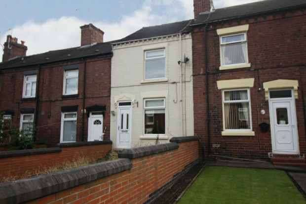 2 Bedrooms Terraced House for sale in William Terrace, Stoke-On-Trent, Staffordshire, ST6 6QX