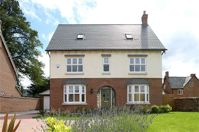 5 Bedrooms Detached House for sale in Church Fields, Weddington, Nuneaton, CV10