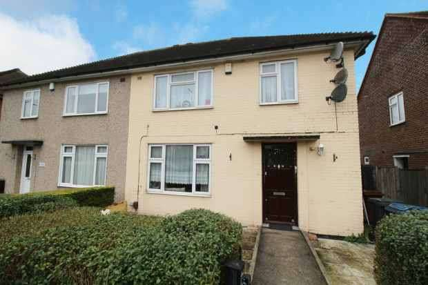 3 Bedrooms Semi Detached House for sale in Courtenay Avenue, Harrow, Middlesex, HA3 6LJ