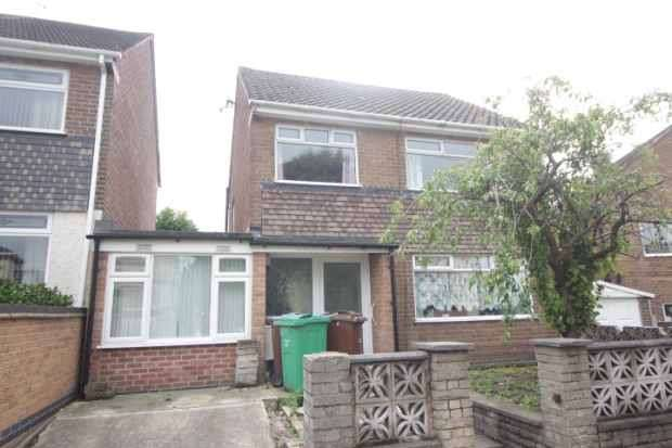 3 Bedrooms Detached House for sale in Colston Road, Nottingham, Nottinghamshire, NG6 9JY