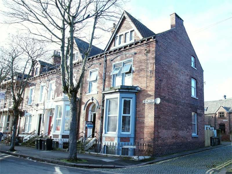 4 Bedrooms End Of Terrace House for sale in CA1 1LE Aglionby Street, Carlisle, Cumbria