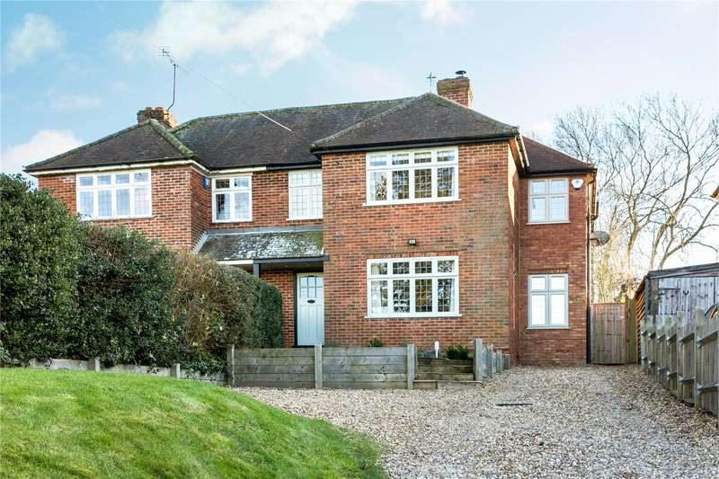 3 Bedrooms Semi Detached House for sale in Whielden Lane, Winchmore Hill, Amersham, Buckinghamshire, HP7