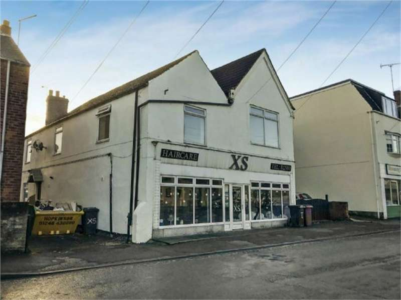 Commercial Property for sale in Church Street, Clowne, Derbyshire