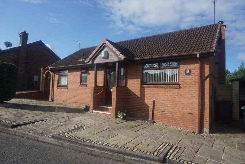 2 Bedrooms Detached Bungalow for sale in Eccleston Drive, Runcorn