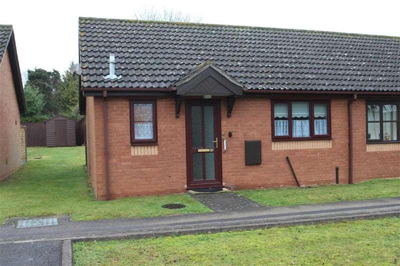 2 Bedrooms Bungalow for sale in Oaksmere Gardens, Evesham Close, Ipswich