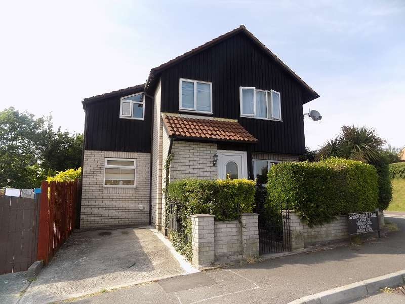 3 Bedrooms Detached House for sale in Springfield Lane, Brackla, Bridgend. CF31 2PL