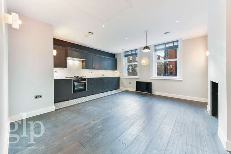 1 Bedroom Flat for rent in Shorts Gardens, Covent Garden, WC2H