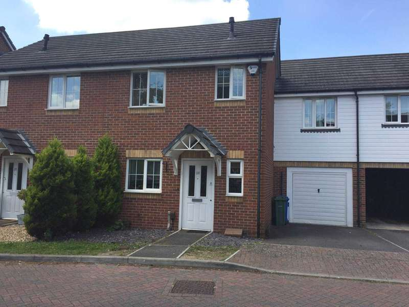 2 Bedrooms House for rent in FARNBOROUGH