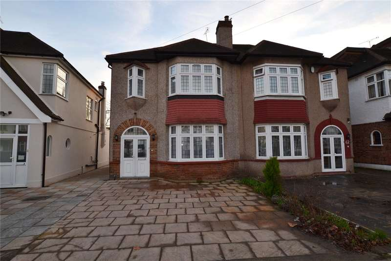 3 Bedrooms Semi Detached House for rent in Burleigh Gardens, London, N14