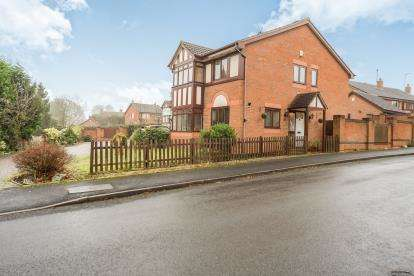4 Bedrooms Detached House for sale in Waresley Park, Kidderminster, Worcestershire