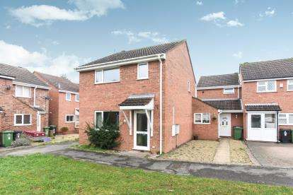 3 Bedrooms Link Detached House for sale in Forest Gate, Evesham, Worcestershire