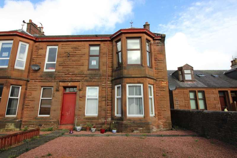2 Bedrooms Flat for rent in West Donington Street, Darvel