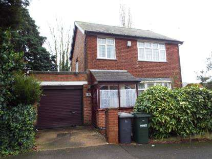 3 Bedrooms Detached House for sale in Moore Road, Mapperley, Nottingham