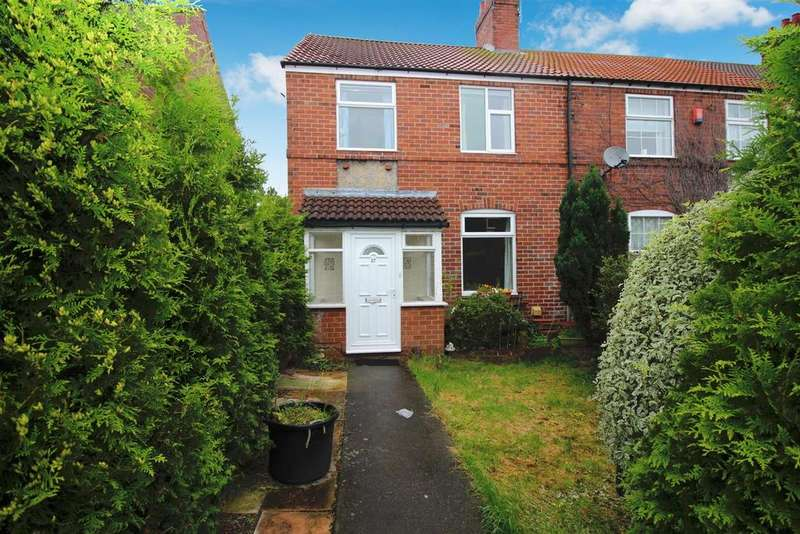 3 Bedrooms End Of Terrace House for rent in West Crescent, Gateshead
