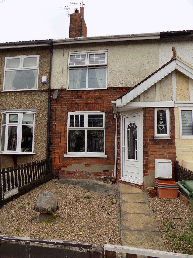 3 Bedrooms Terraced House for sale in Highfield Avenue, Immingham DN40
