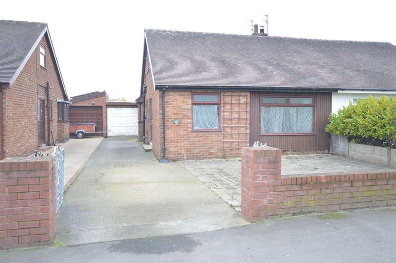 3 Bedrooms Semi Detached Bungalow for sale in Midgeland Road, Marton Moss