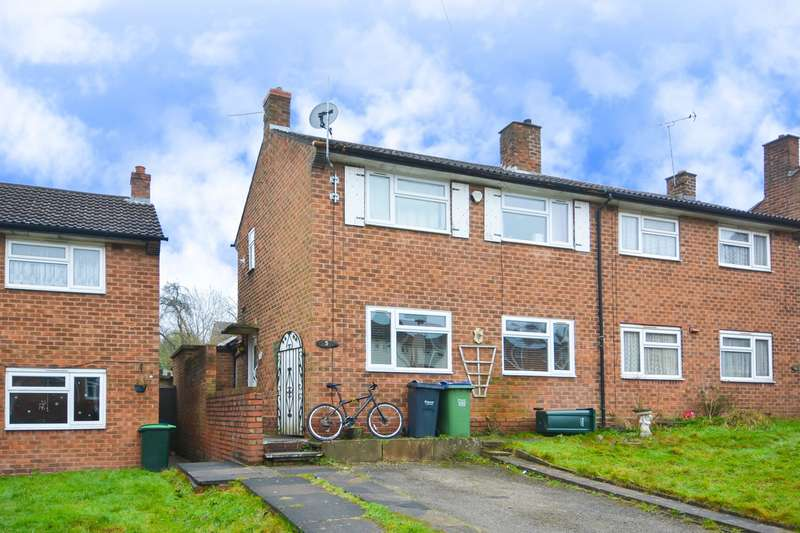 2 Bedrooms Semi Detached House for sale in Oldacre Road, Oldbury, B68