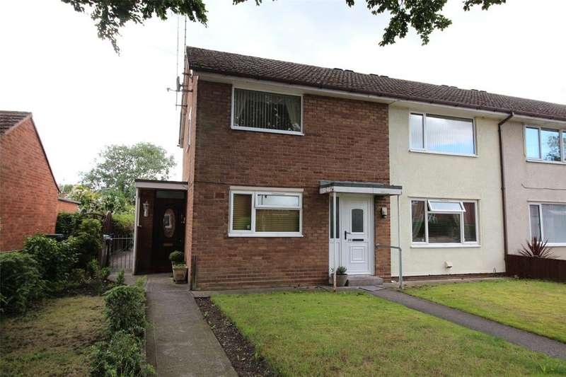 2 Bedrooms Apartment Flat for sale in Dean Road, Wrexham, LL13