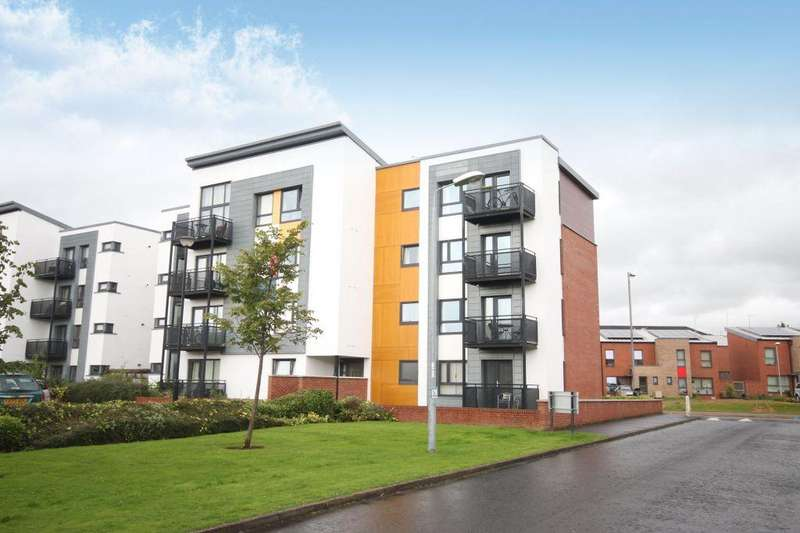 2 Bedrooms Flat for sale in 2/1, 123 Shuna Street, Ruchill, Glasgow, G20 9QP
