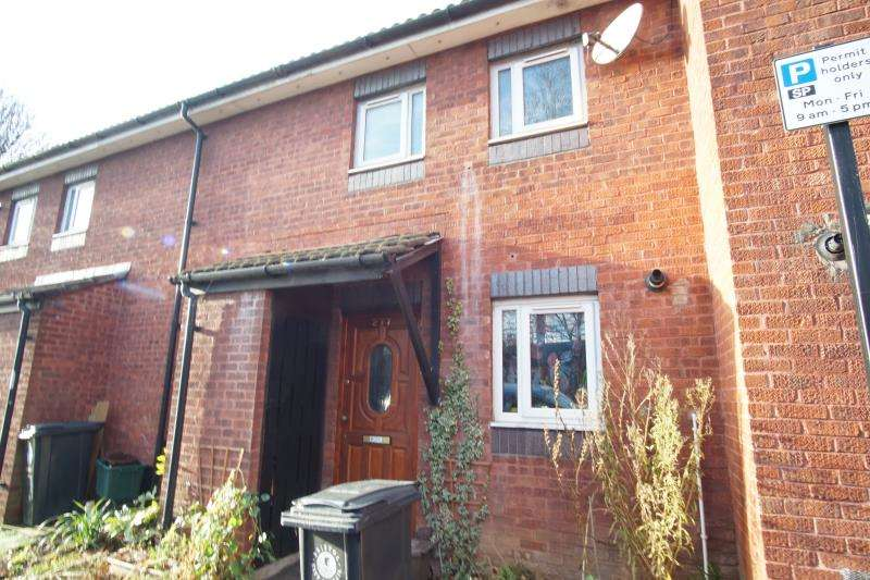 3 Bedrooms Terraced House for rent in Newfoundland Road, St Pauls, Bristol, BS2 9NS